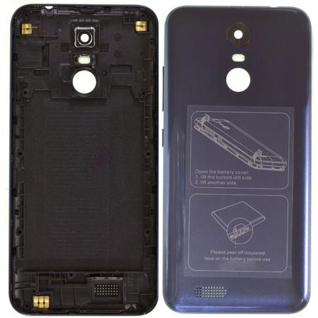 Задняя крышка для DEXP Z255 / синий