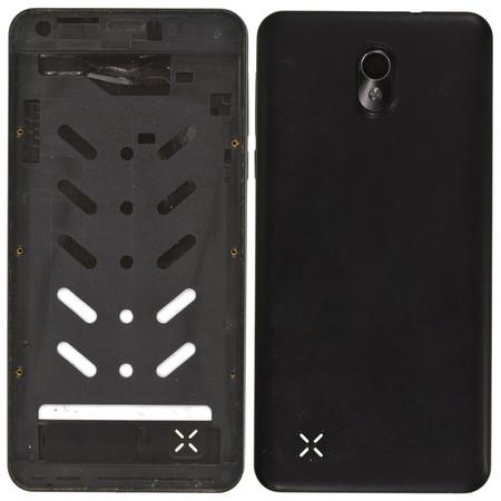 Задняя крышка для DEXP Ixion ES550 Soul 3 Pro / черный