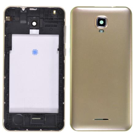 Задняя крышка для DEXP Ixion M545 / золотой