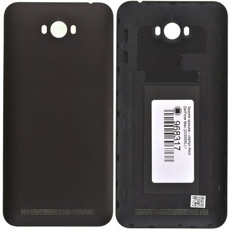 Задняя крышка для Asus ZenFone Max (ZC550KL) / черный