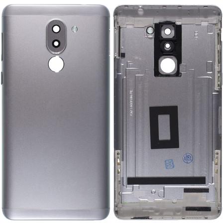 Задняя крышка для Honor 6X (BLN-L21) / серебристый
