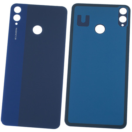 Задняя крышка для Honor 8X (JSN-L21) / синий
