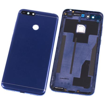 Задняя крышка для Honor 7A Pro (AUM-L29) / синий
