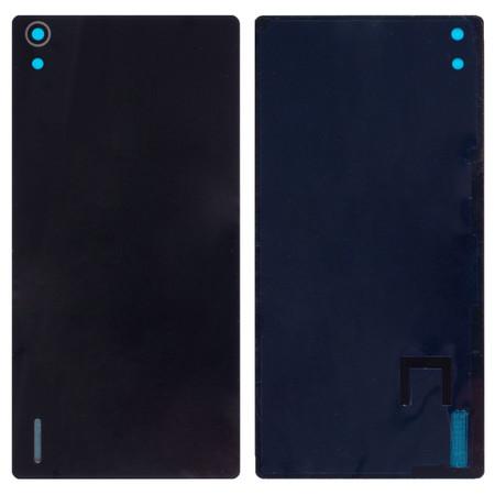 Задняя крышка для Huawei Ascend P7 / черный