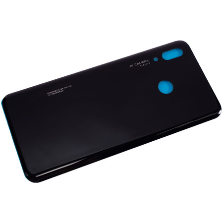 Задняя крышка для Huawei Nova 3 (PAR-LX1) / черный