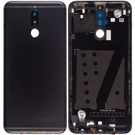 Задняя крышка для Huawei NOVA 2i (RNE-L21) / черный