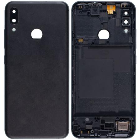 Задняя крышка для BQ-6040L Magic / черный (ORIG)