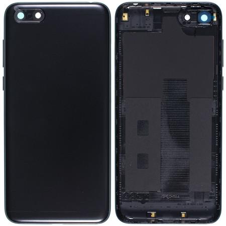 Задняя крышка для Honor 7A (DUA-L22) / черный