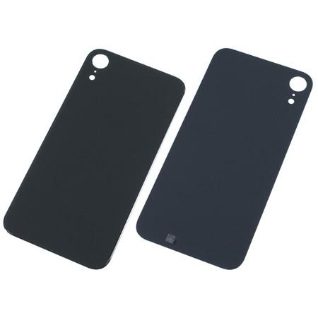 Задняя крышка для Apple iPhone XR / черный