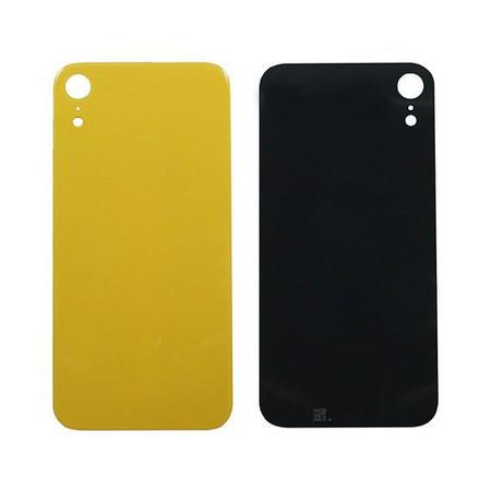 Задняя крышка для Apple iPhone XR / желтый