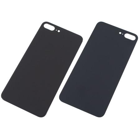Задняя крышка для Apple iPhone 8 plus / черный