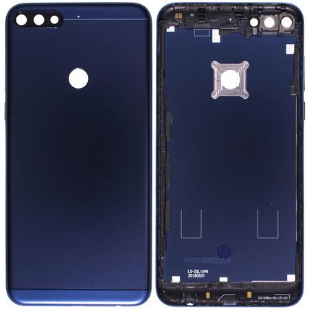 Задняя крышка для Honor 7C Pro (LND-L30) / синий