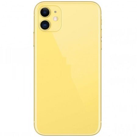 Задняя крышка для Apple iPhone 11 / желтый