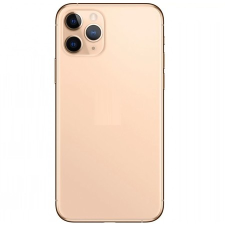 Задняя крышка для Apple iPhone 11 Pro / золото