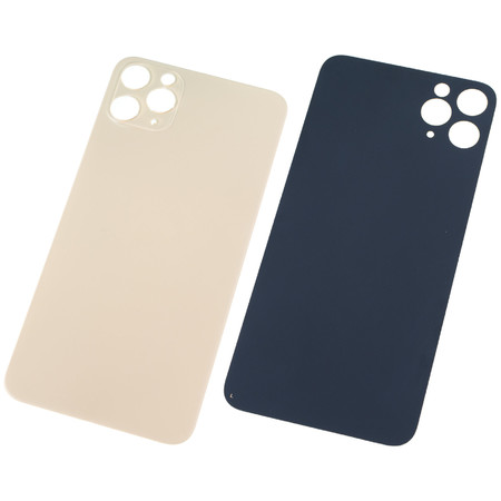 Задняя крышка для Apple iPhone 11 Pro Max / золото