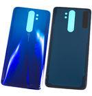 Задняя крышка для Xiaomi Redmi Note 8 Pro (M1906G7G) / синий