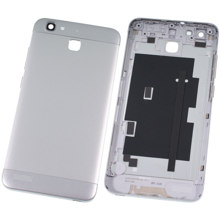 Задняя крышка для Huawei Enjoy 5s (TAG-AL00) / серебристый
