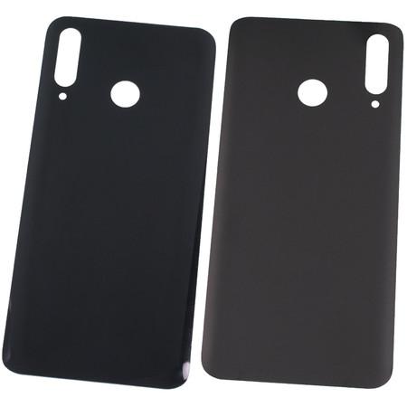 Задняя крышка для Honor 20 Lite MAR-LX1H (RU) / черный (без лого)