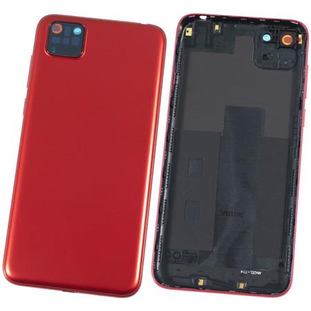 Задняя крышка для Honor 9S (DUA-LX9) / красный