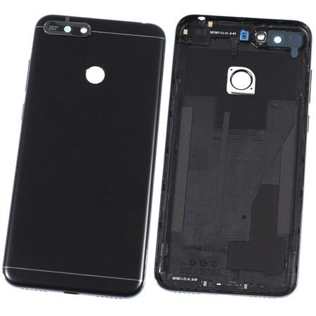 Задняя крышка для Honor 7A Pro (AUM-L29) / черный