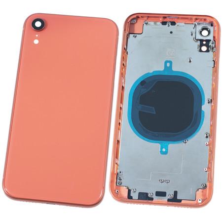 Задняя крышка + рамка для Apple iPhone XR / коралловый корпус в сборе