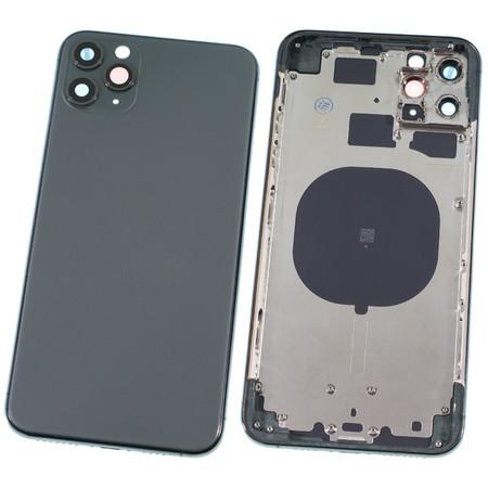 Задняя крышка + рамка для Apple iPhone 11 Pro Max / зеленый корпус в сборе
