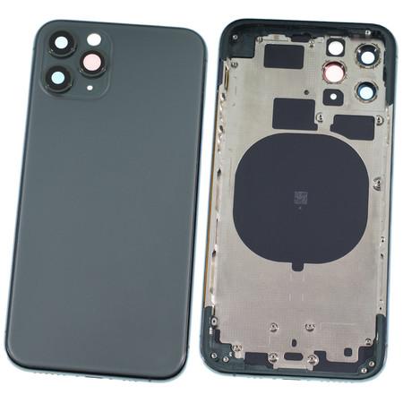 Задняя крышка + рамка для Apple iPhone 11 Pro / зеленый корпус в сборе