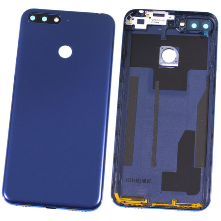 Задняя крышка для Honor 7C (AUM-L41) / синий