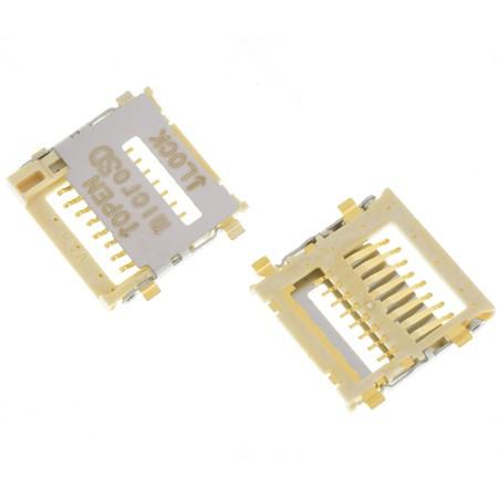 Разъем MicroSD для LG GM360i Viewty Snap