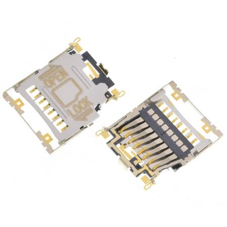 Разъем MicroSD Motorola MOTO XT685