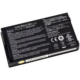 70-NF51B1000 Аккумулятор / 11,1V / 4800mAh / 53Wh черный