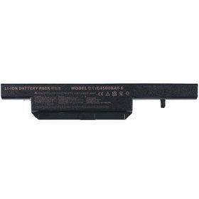 Аккумулятор / 11,1V / 4400mAh / 48Wh черный Clevo W270EFQ