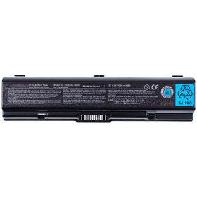 Аккумулятор / 10,8V / 4000mAh / 44Wh черный Toshiba Satellite L300-14P