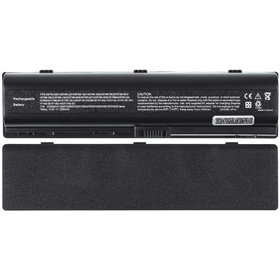 Аккумулятор / 10,8V / 5100mAh / 55Wh / 6 Cell черный HP Pavilion dv2551ee