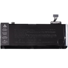 "Аккумулятор / 10,95V / 5800mAh / 64Wh / 6 Cell черный Apple MacBook Pro 13"" A1278 (EMC 2554) MD101xx/A (MacBookPro9,2) Mid-2012 13"""
