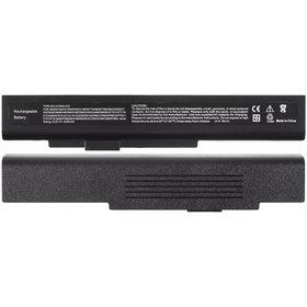Аккумулятор / 10,8V / 4400mAh / 48Wh черный MSI CX640 (MS-16Y1)