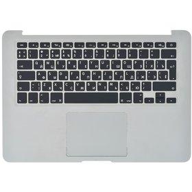 "Клавиатура (Топкейс серебристый) MacBook Air 13"" A1369 (EMC 2469) MD508xx/A (MacBookAir4,2)"