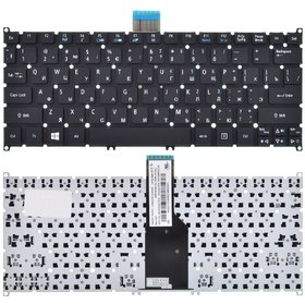 NK.I101S.00M Клавиатура черная без рамки