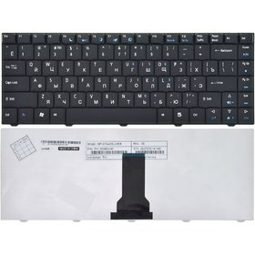 KB.I1400.050 Клавиатура черная