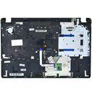 Клавиатура Acer Aspire V5-552 черная с подсветкой (Топкейс черный)