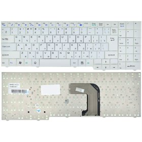 MP-09R16SU-3603 Клавиатура белая