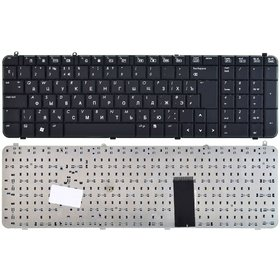 Клавиатура черная HP Pavilion dv9821ea