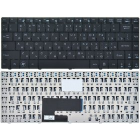 Клавиатура черная MSI Wind U230 (MS-1243)