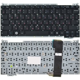 Клавиатура черная без рамки Samsung NC110P (NP-NC110-P06)