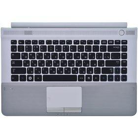 Клавиатура Samsung RC420 черная (Топкейс черный)
