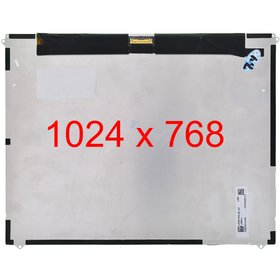 "Экран для планшета 9.7"" / 3mm / EDP 30 pin 1024x768 / LTN097XL02-A01 / Apple iPad 2 (A1395) WIFI"