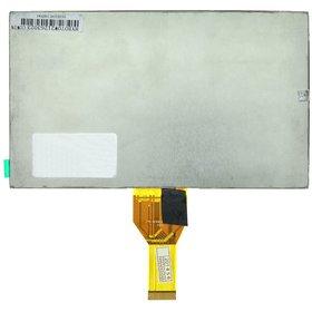 """Экран для планшета 7.0"""" / 3mm / шлейф 30 pin 1024x600 (97х164мм) / BF757-070-01"""