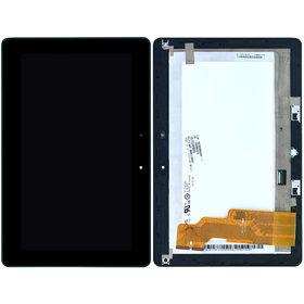 11210053301011y Модуль (дисплей + тачскрин) черный