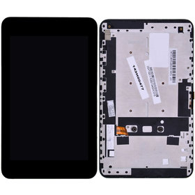 N070ICN-GB1 Модуль (дисплей + тачскрин) черный