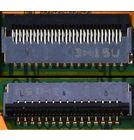 Модуль (дисплей + тачскрин) черный с рамкой без 3G ASUS MeMO Pad 7 (ME572CL) K00R